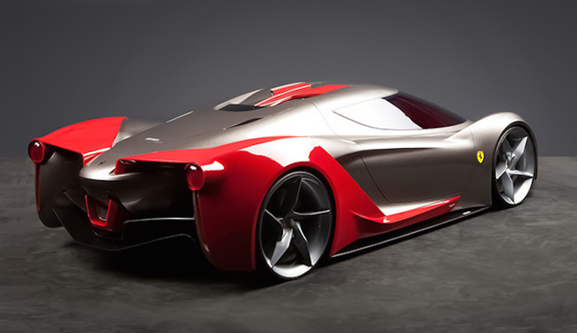 Future Of The Car: 12 Ferrari Concept Cars That Could Preview The Future Of