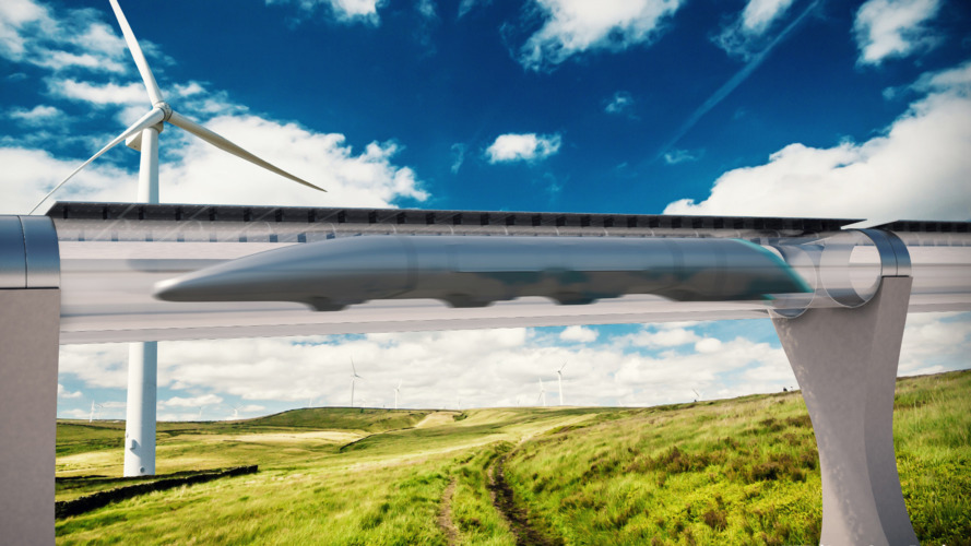 Hyperloop One files $250m coutersuit against ex-employees