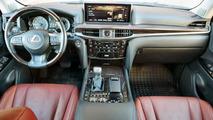 2016 Lexus LX 570: Review