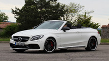 Mercedes-AMG C63 S Cabriolet 2017