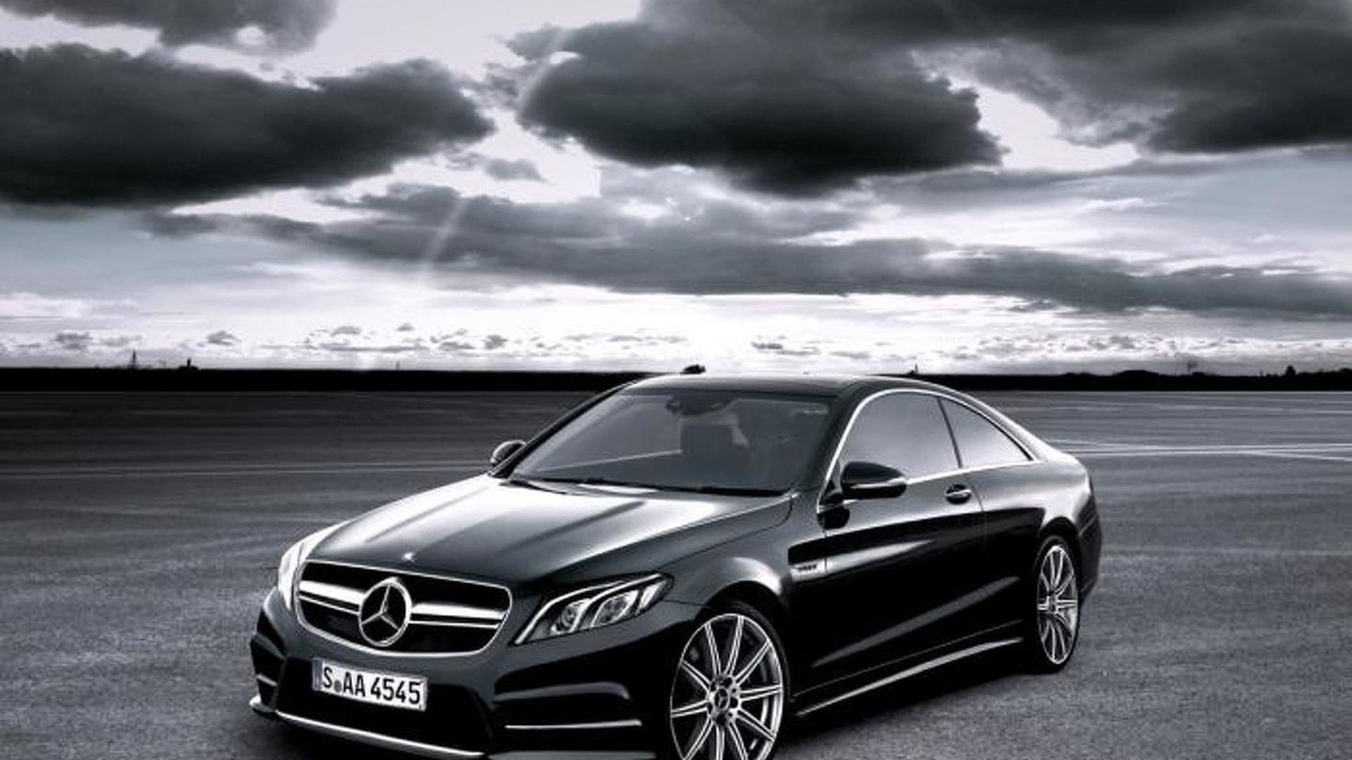 wcf reader envisions next gen mercedes benz e class coupe and convertible. Black Bedroom Furniture Sets. Home Design Ideas