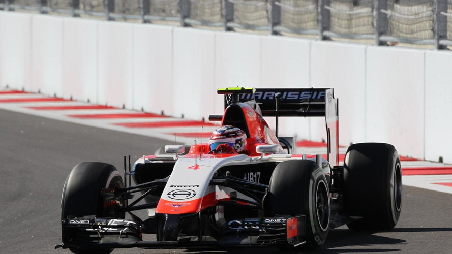 Manor passes crash tests with 2015-legal car