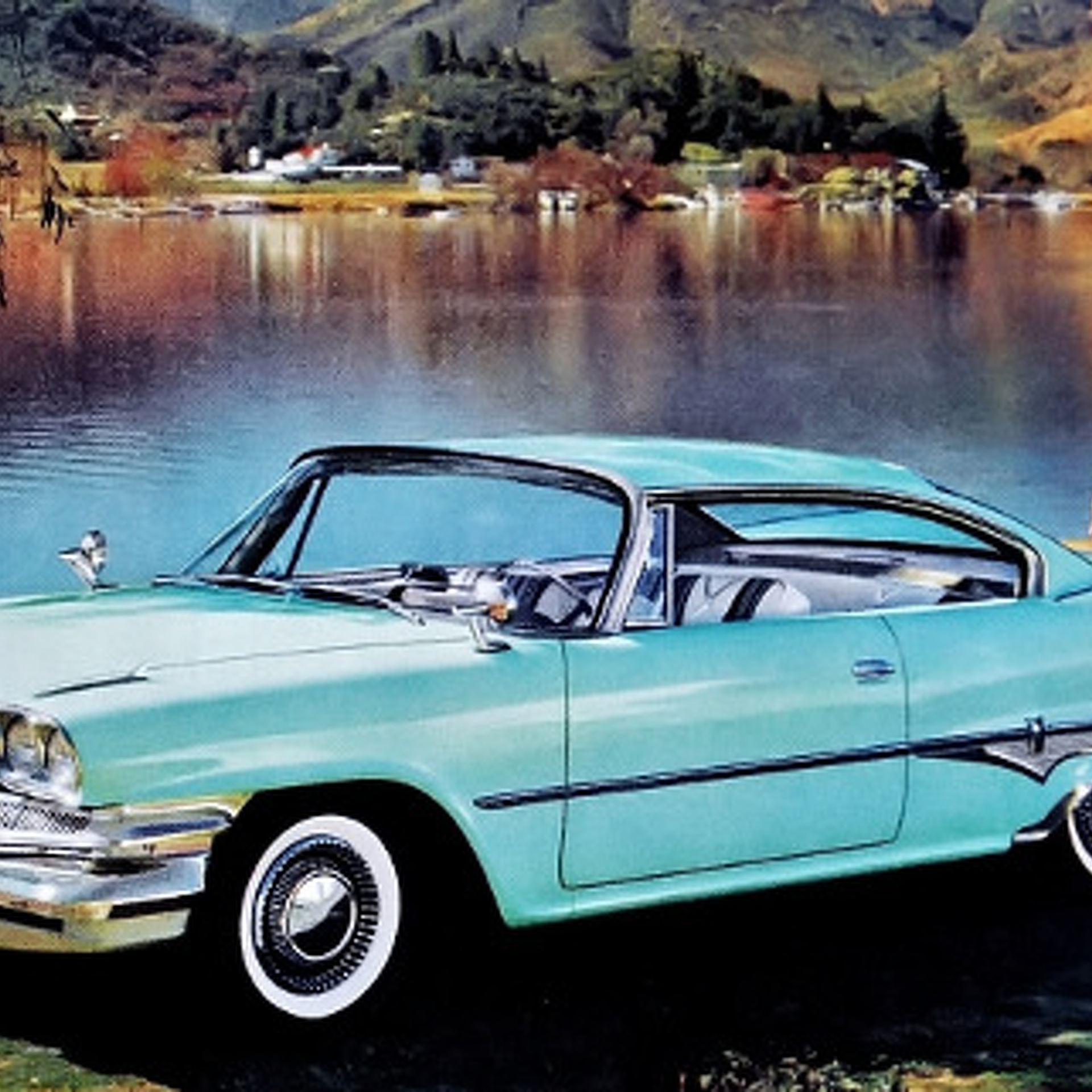 The Dodge Dart and its Sacred Slant-Six