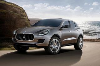 The Maserati Levante SUV Will Finally Arrive in March 2016