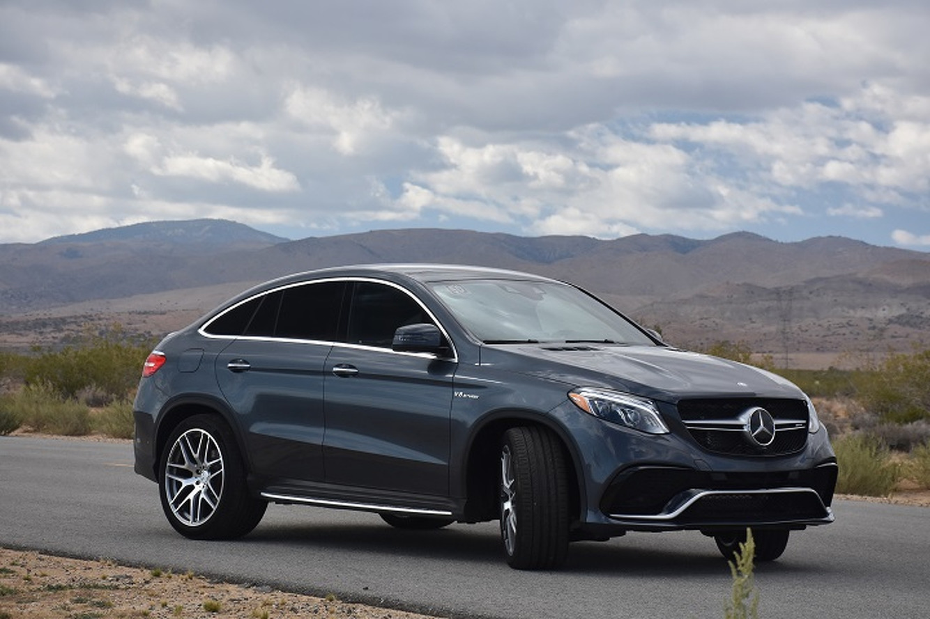 the mercedes benz gle 63 amg s coupe defies physics first drive. Black Bedroom Furniture Sets. Home Design Ideas