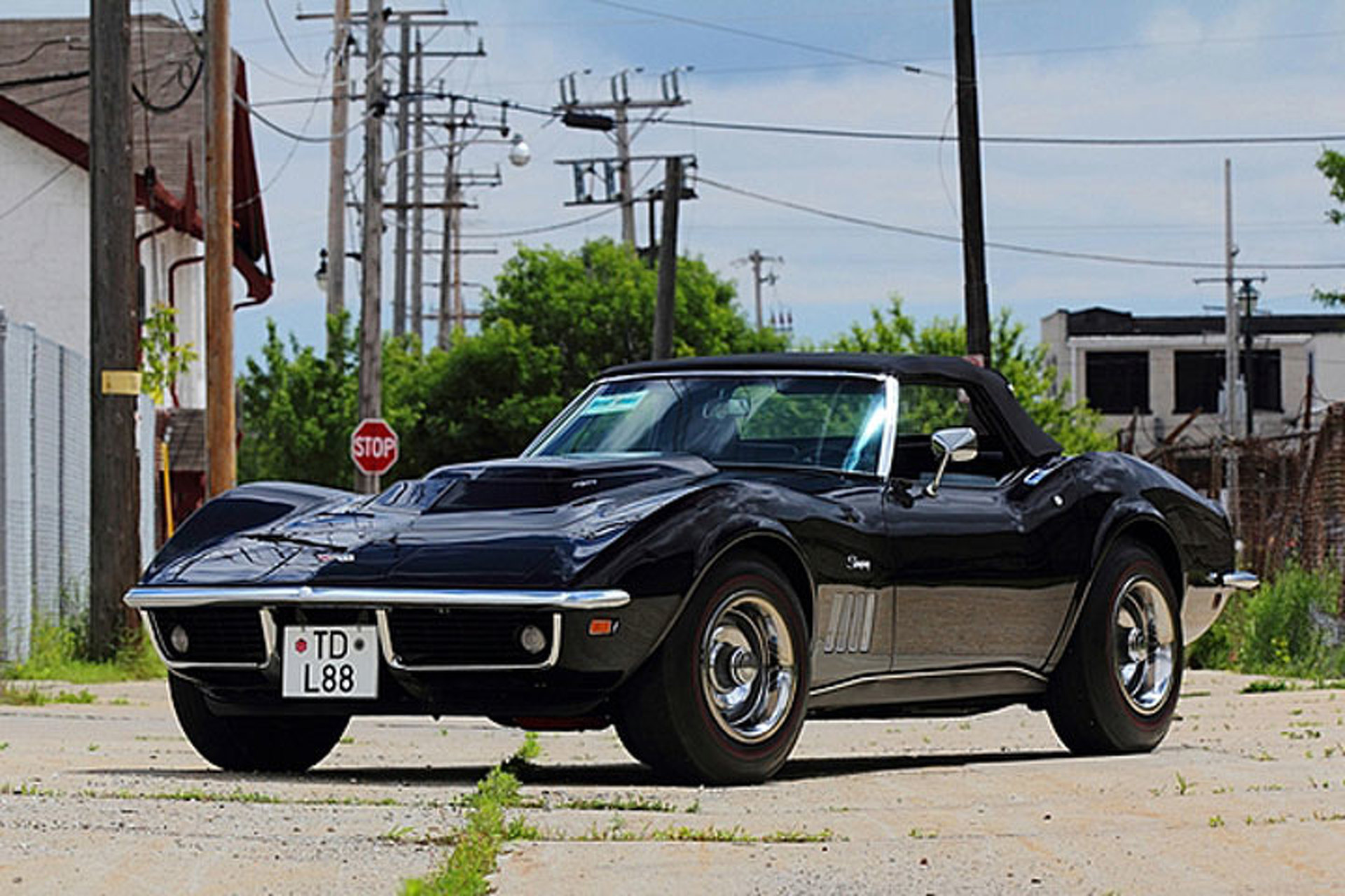 SOLD! '69 Corvette L88 Auctions for $680,000