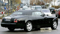 Rolls-Royce Coupe Spied Again