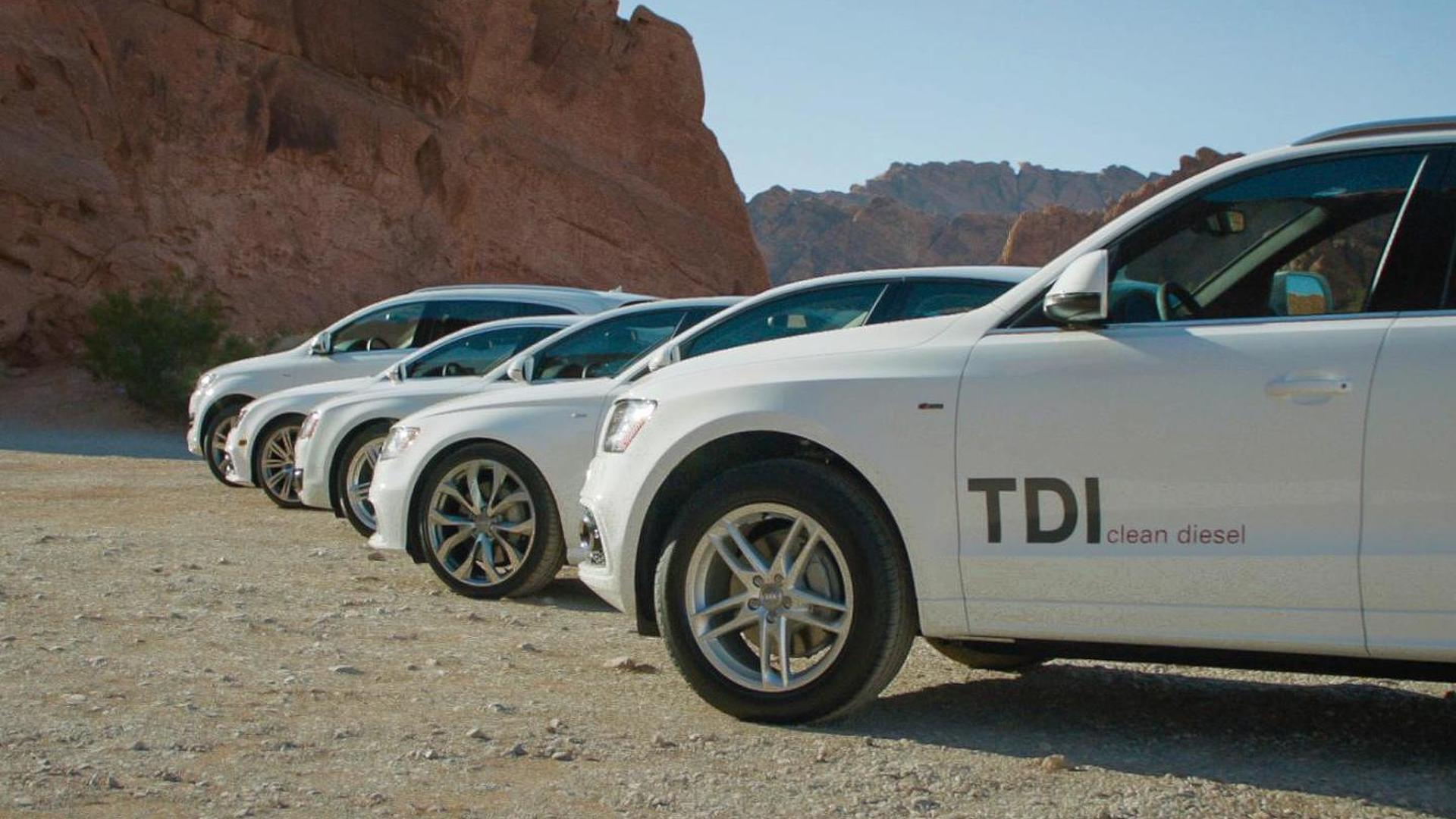 Audi To Buy Back Diesel Models In The US - Audi to buy