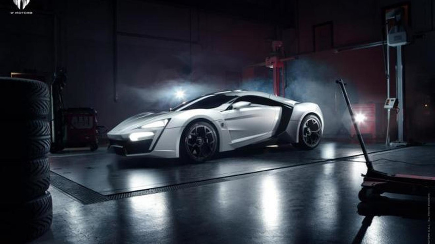 W Motors has received more than 100 orders for Lykan Hypersport