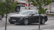 2015 Mercedes-Benz CLS facelift spy photo