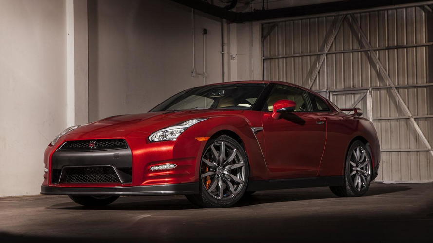 2015 Nissan GT-R crosses the $100k mark as U.S. pricing is announced
