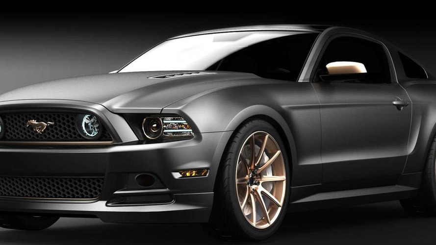 Ford High Gear Mustang concept headed to SEMA [video]