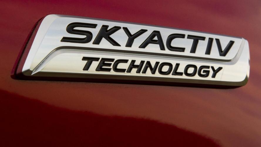 Mazda Skyactiv-X'e 2021 yılında plug-in seçenek eklenecek