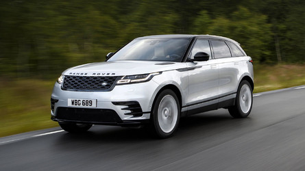 2018 Land Rover Range Rover Velar: Two Directions At Once