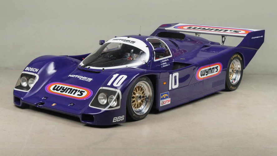Fully Restored Porsche 962 Could Be Yours For $1.2M