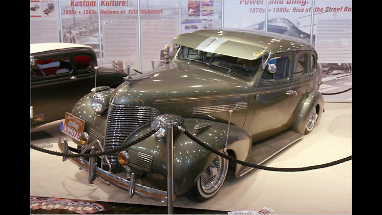 1939 Chevy BOMB