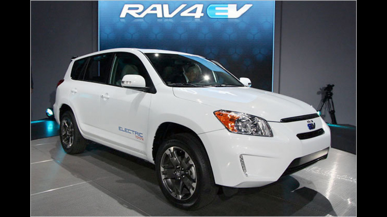 Toyota RAV4 EV Concept