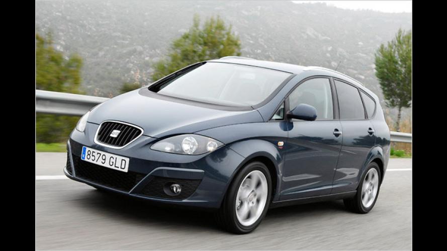 XS im XL: Wir testen den Seat Altea XL 1.2 TSI Ecomotive