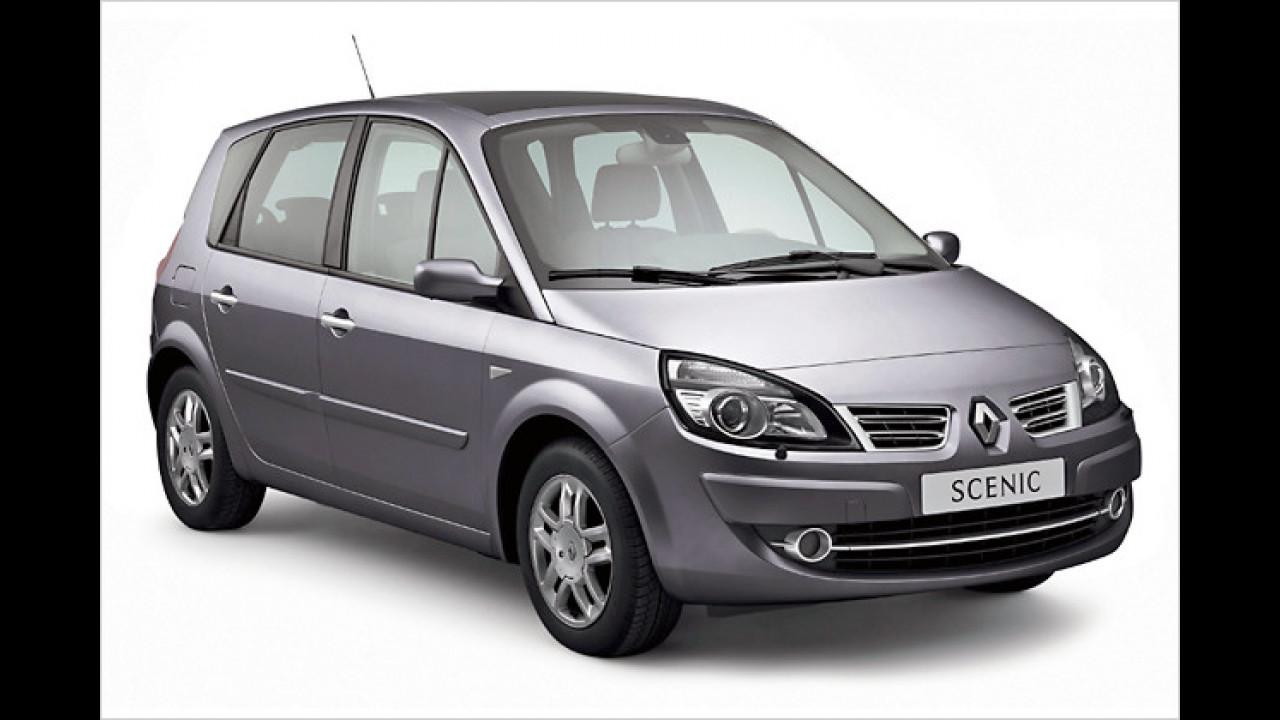 Renault Scénic 1.5 dCi FAP Avantage