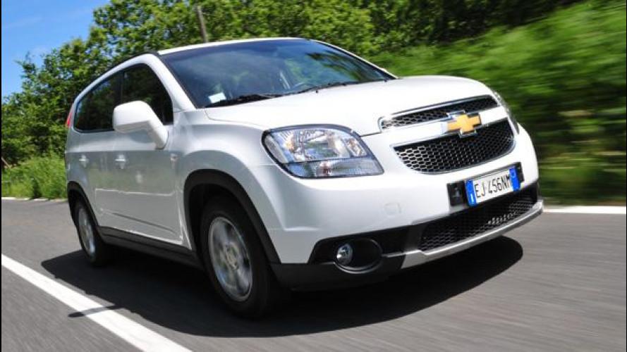Chevrolet Orlando 1.8 GPL LT