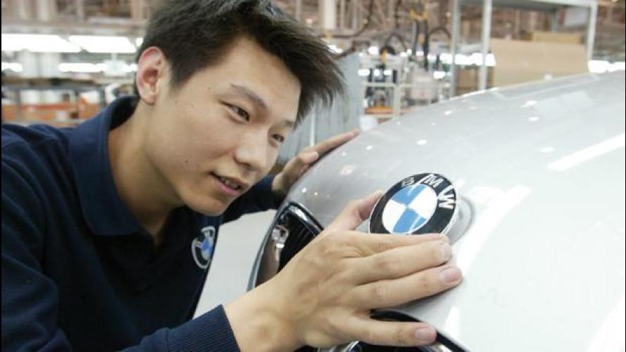 BMW-Brilliance si espande in Cina con lo stabilimento di Tiexi