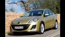 Jubiläum: Mazda 3