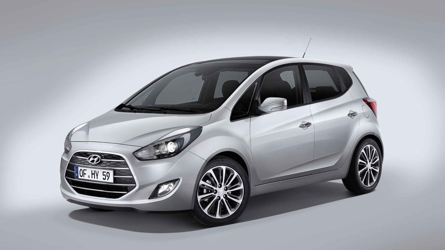 2017 Hyundai ix20 Review