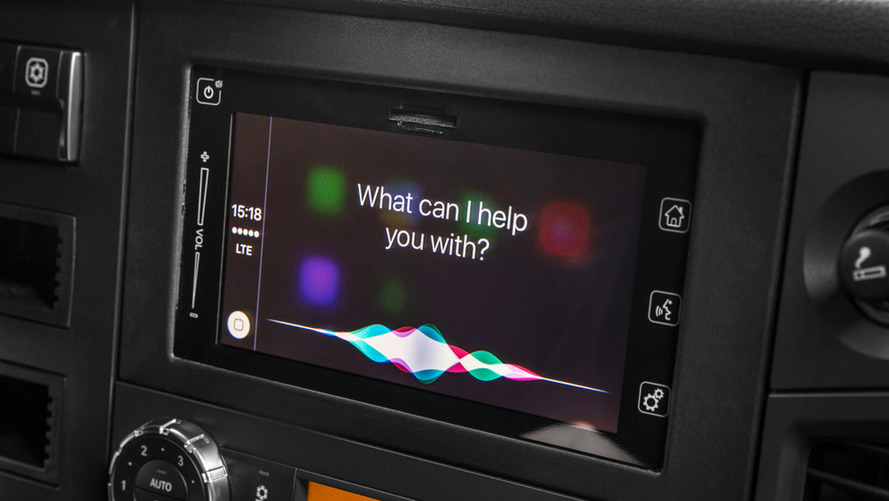 Daimler'dan Kamyonlar İçin Apple CarPlay