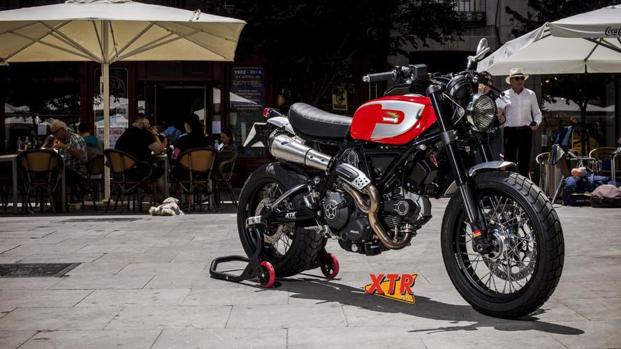 Ducati Scrambler Icom 800