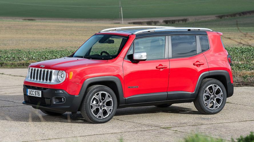1.6 Jeep Renegade otomatik şanzımanına kavuştu