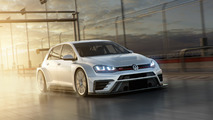 2018 VW Golf GTI TCR