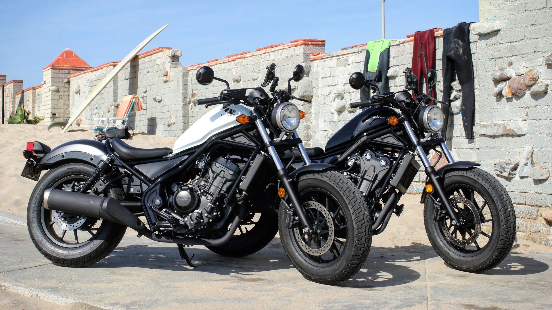2018 honda rebel. plain rebel 2018 honda rebel 300 first look der motorfiets first ride 2017 honda rebel  300500 throughout a