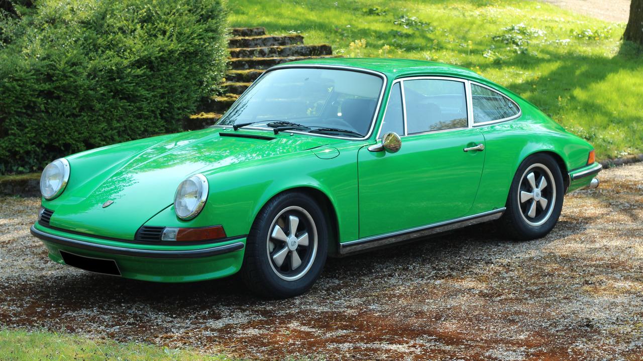 Vente aux enchères Porsche