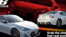 Toyota GT 86 TRD, 1100, 13.01.2012