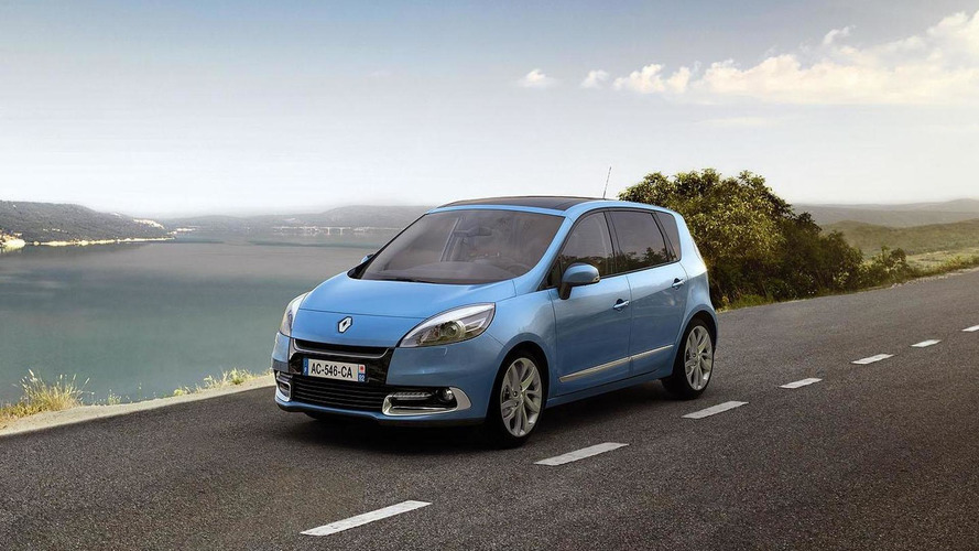 2012 Renault Scenic / Grand Scenic facelift revealed