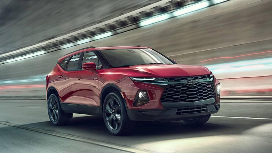Chevrolet Blazer, il SUV che vuole essere una Camaro