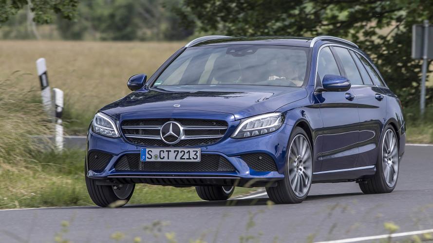 Geliftete Mercedes C-Klasse im Test