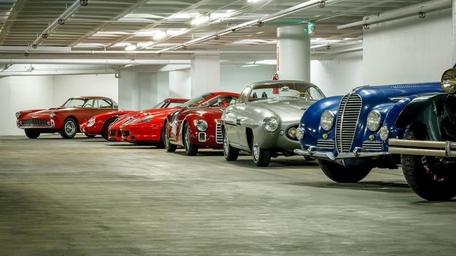 LA's famous Petersen Museum expands its Vault tour
