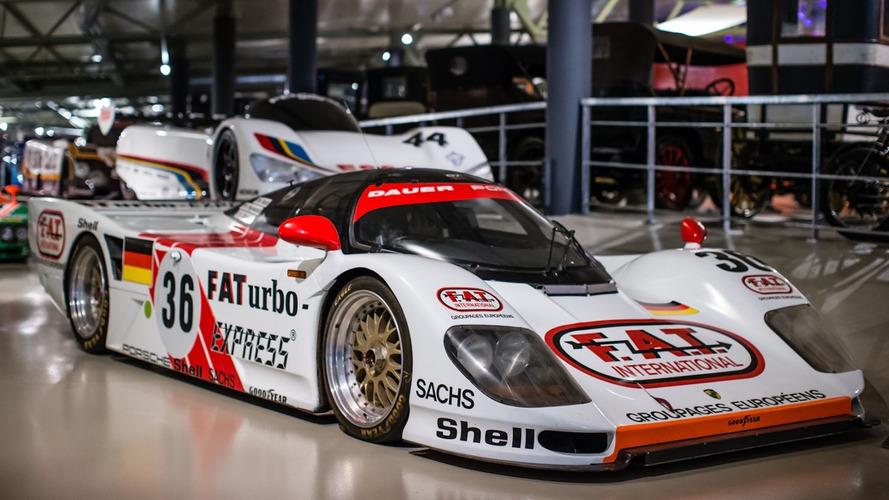 Especial Le Mans: las joyas de su museo