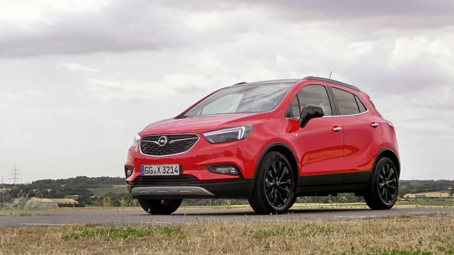Opel Mokka X mit neuem Basisbenziner im Test