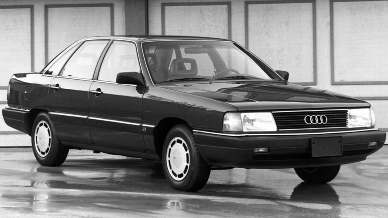 7. O Audi que (não) acelerava sozinho