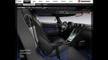 Koenigsegg Agera car-configurator