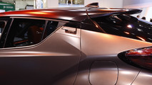 Toyota C-HR Hy-Power Concept live in Frankfurt