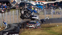 Hazelwood crash Supercars