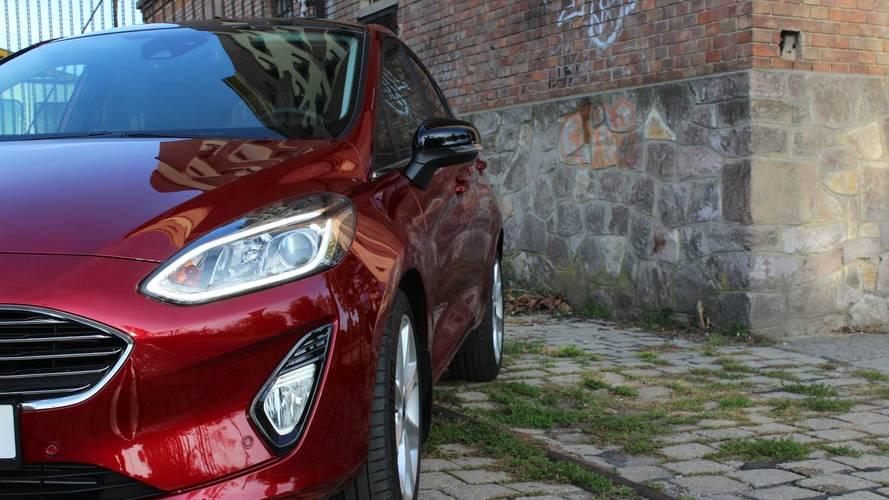 Ford Fiesta Titanium 1.0 Ecoboost A6 teszt: átkozottul jó lesz az ST!