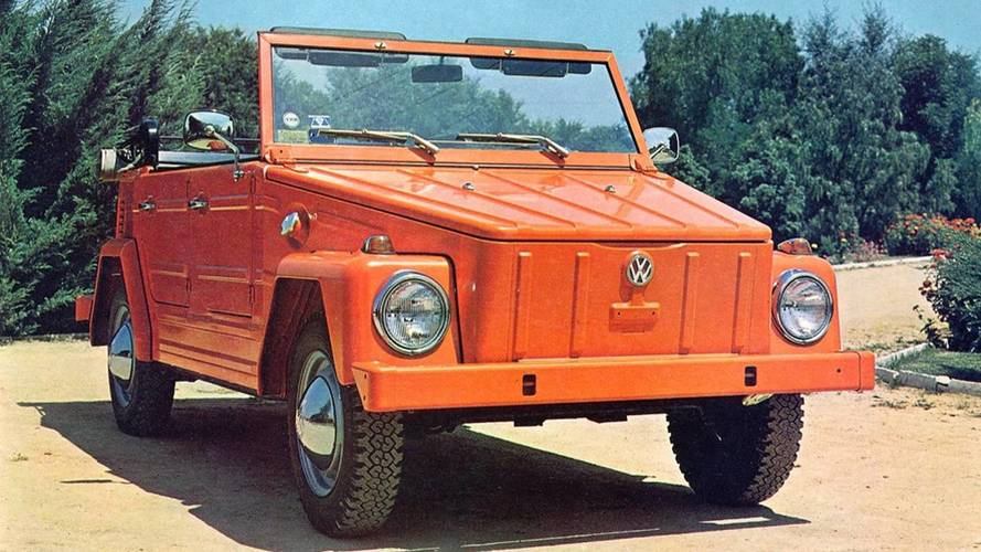 VW Thing Considered For Comeback As An EV