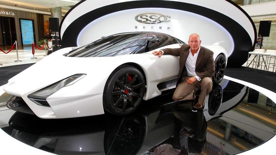 Shelby Supercars dropping the Shelby name
