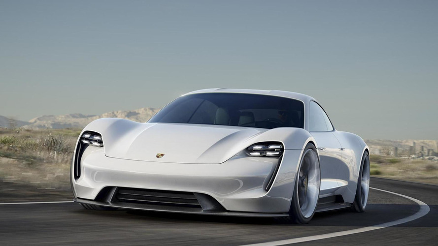 Porsche EV to keep most of Mission E's design, specs