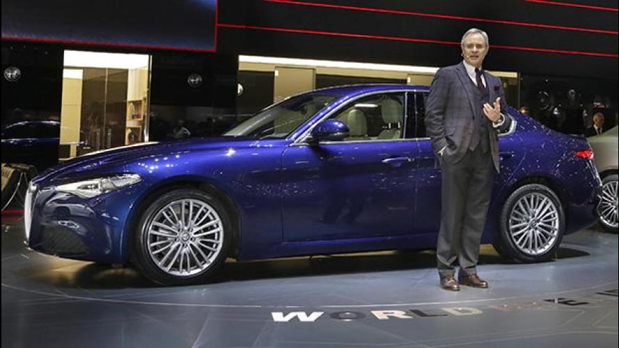 Alfa Romeo: sì a guida autonoma e ibrido, parola di Wester