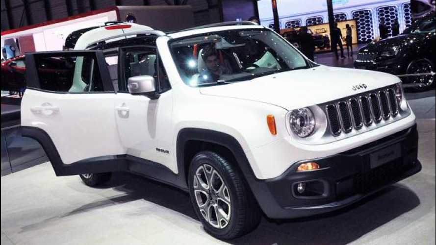 Jeep Renegade: ecco perché si chiama così la Baby-SUV presentata a Ginevra